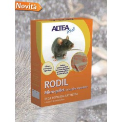 RODIL RAT-KILLING BAIT-RODENTICIDE MICRO-PELLETTATA, IN