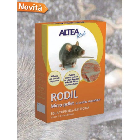RODENTICIDES ALTEA