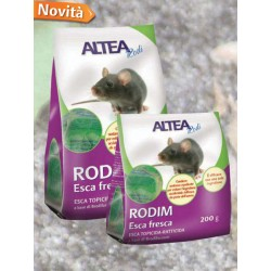 RODIM - FRESH BAIT RAT POISON-RODENTICIDE FOR DOMESTIC AND