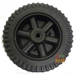 REPLACEMENT WHEEL FOR BARBECUE ER8203-8206C