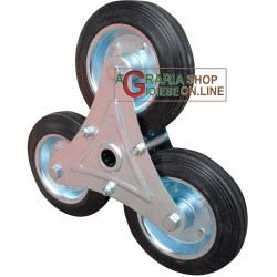 WHEEL MULTIPLE PARTS TO THE SHOPPING CART SALTS SCALE NEW MODEL