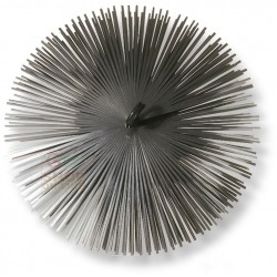 BRUSH THE ROUND FOR FIREPLACES MM. 150