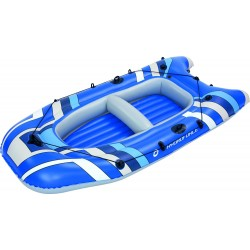 BESTWAY 65060 DINGHY RAFT X2 MEASURE CM. 264x123