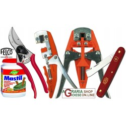 SET INNESTATRICE MANUAL AND SUPPLEMENTARY FELCO 2 VICTORINOX