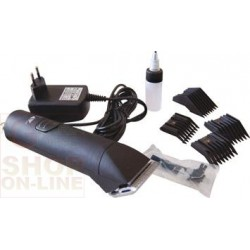 SHEARLY HAIR CLIPPER ELECTRIC FOR DOGS WITH ACCESSORIES WATTS.