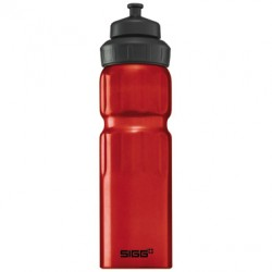SIGG BOTTLE WATER BOTTLE ALUMINIUM RED