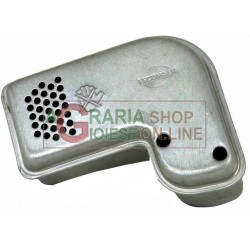 SILENCER MUFFLER FOR ENGINE TECUMSH 34185B 33280A