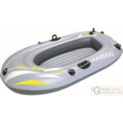 BESTWAY DINGHY RX 2000RAFT MIS DEFLATED 153X97 61106