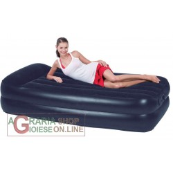 BESTWAY BED MATTRESS INFLATABLE SINGLE CM.203x102x46h MOD. 67401