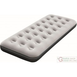BESTWAY BED MATTRESS SINGLE LOGGED-IN INFLATABLE CM. 185X76X22