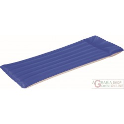 BESTWAY AIRBED CAMPING SINGLE INFLATABLE CM. 193X74 MOD. 67015