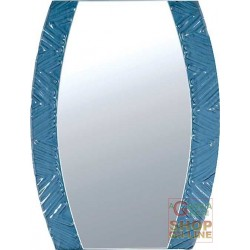 MIRROR IN THE BATHROOM-CURVED CM. 60X80