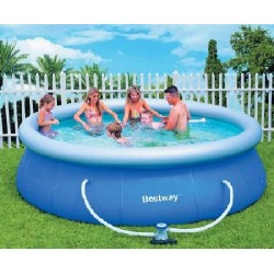 BESTWAY SWIMMING POOL SELF-SUPPORTING CM. 366X91H MOD. 57263