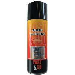 SPRAY NEW FAST GRASSO PER CATENE ML.400