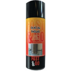 SPRAY NEW FAST OIL TO CUT ML. 400