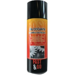 SPRAY NEW FAST DEGREASER LUBRICANT ML.400
