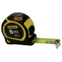 STANLEY TAPE MEASURE TYLON MT. 5X19MM. 1.30697