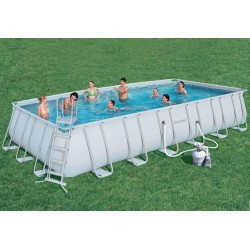 BESTWAY SWIMMING POOL WITH FRAME CM. 732X366X132H MOD. 56229