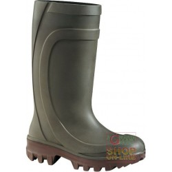 BOOT, POLYURETHANE THERMAL INSULATION STEEL TOE CAP OUTSOLE