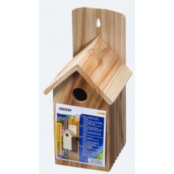 STOCKER HOUSE LULLABY FOR THE BIRDS IN SOLID WOOD, CM. 13 x 13