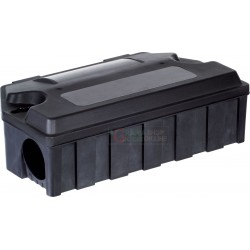 STOCKER CONTAINER FOR BAIT RAT POISON LARGE MOUSE BAIT STATION