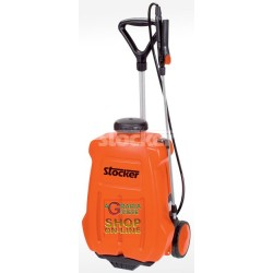 STOCKER PUMP BACKPACK AND TROLLEY-ELECTRIC LT. 16