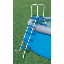 BESTWAY DOUBLE LADDER CLIMB FOR POOLS HEIGHT CM. 132 MOD. 58160