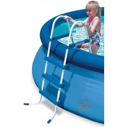 BESTWAY DOUBLE LADDER CLIMB FOR POOLS HEIGHT CM. 91 THE