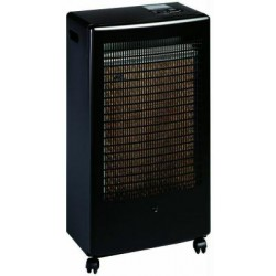 STUFA GAS CATALITICA PRATICA NERA WATT. 3100