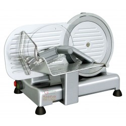 ELECTRIC SLICER RGV PROFESSIONAL LUXOR 22 BLADE MM 220 WATTS.