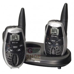 SWITEL SET TWO-WAY RADIOS WITH BACKLIT DISPLAY POWER WATT 500M