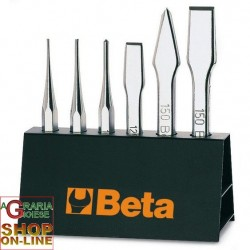 BETA SERIES CHISELS ART. 38/SP6 SERIES CHISELS