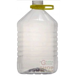 TANK PET PLASTIC WINE OIL LT. 5
