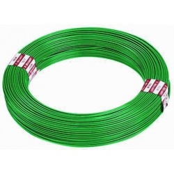 BETAFENCE WIRE, PLASTIC-COATED BINDING GREEN MM 3,30
