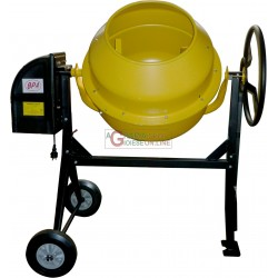 CEMENT MIXER ELECTRIC MOD. MX 180 WATT 800 220V LT. 180 WITH