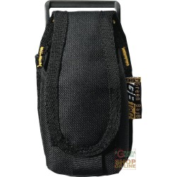 MOBILE PHONE POCKET SMALL OXFORD CLOTH COLOR BLACK