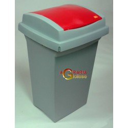 TATA BIN RECYCLING LT. 50 RED