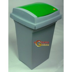 TATA BIN RECYCLING LT. 50 GREEN