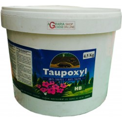TAUPOXIL REPELLENT ANTITALPA KG. 4,50 IN FUSTELLO CHASES AWAY
