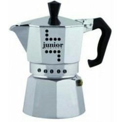 BIALETTI COFFEE MACHINE, JUNIOR COFFEE, MOKA EXPRESS 6 CUPS