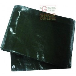 TOWEL BURL HEAVY GR. 200 SQM GREEN MT. 6x 8
