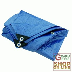 TOWEL BURL PVC BLUE MT. 1.5 X 2