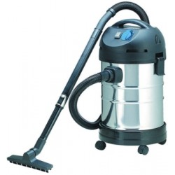 BIN VACUUM CLEANER STAINLESS STEEL 1400W LT. 30