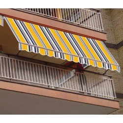AWNING, DROP CM.300X250 TESS.P5002 YELLOW