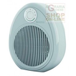 FAN HEATER SPLENDID CLASSIC GREY WATTS. 2000