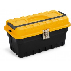TERRY TOOL BOX IN THERMOPLASTIC RESIN, STRONG 16 CM. 40X21X18