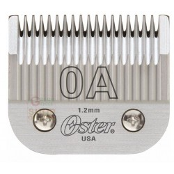HEAD REPLACEMENT FOR HAIR CLIPPER OSTER SIZE SIZE 0A MM. 1,2