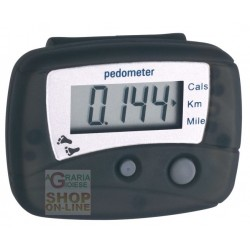 TFA PEDOMETER ELECTRONIC JOGGIN OR WALKING