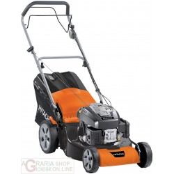 LAWN MOWER INTERNAL COMBUSTION HITACHI ML48LS TRACTIONED CM. 46