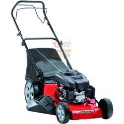 LAWN MOWER INTERNAL COMBUSTION SELF-PROPELLED WITH A HONDA